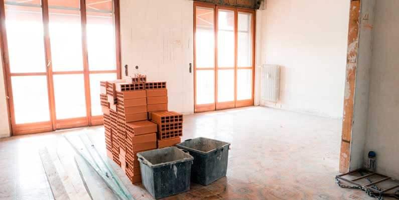 Empresa de reformas pequeñas en Sevilla